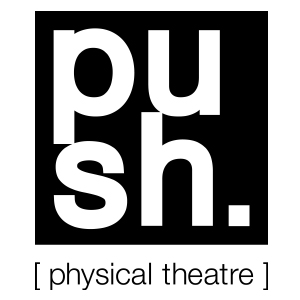 Push physical theatre logo